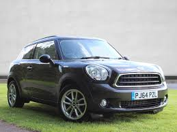 used grey mini paceman for sale rac cars