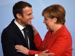 europa nach macron rede merkel für erfolgreicheres europa