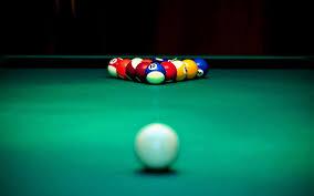 Table Nine Billiards Logo Wallpaper