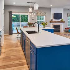what color floor with blue cabinets 75 beautiful blue kitchen cabinets pictures ideas houzz
