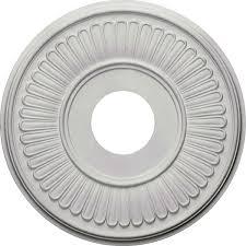 Decorative Chandelier Ceiling Plate Ekena Millwork Cm15be 15 3 4 Inch Od X 3 7 8 Inch Id X 3 4 I
