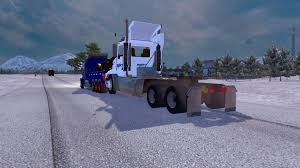 kenworth kenworth w900 wrecker american truck simulator mods ats mods