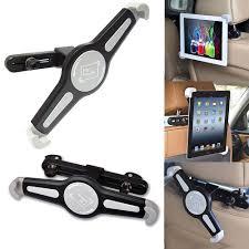 porta tablet auto supporto universale auto da poggiatesta per e tablet 7 11
