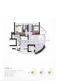 the trillium site u0026 floor plan singapore luxurious property