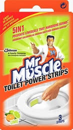 Mr Muscle 5 In 1 Bathroom Cleaner Mr Muscle Sc Johnson