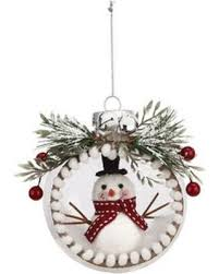 great deal on demdaco 2020170419 snowman in ornament