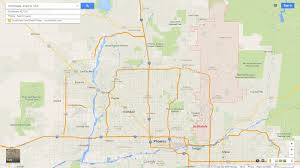 Us Desert Map Download Map Usa Arizona Major Tourist Attractions Maps Filepima