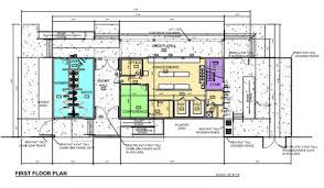 New Orleans Floor Plans New Concessions Building Approved For Cuccia Byrnes Baseball