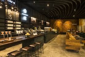 Interior Designers In Johannesburg Starbucks With An Interior Inspired By Local Arts In Johannesburg