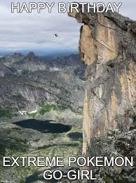 Pokemon Birthday Meme - pokemon go imgflip