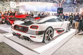 koenigsegg extreme gentleman speed of the 2016 new york auto show