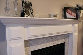 glass fireplace insert mosaic surround custom mantel glass
