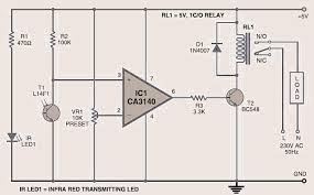 wireless light switch circuit