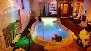 chambre hote spa piscine intérieure spa à la bastide des princes chambres