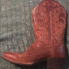 used womens cowboy boots size 11 66 ariat shoes ariat boots size 7 barley used from