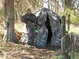 Ground Blinds For Deer Hunting Hunting Ground Blinds