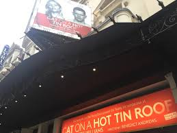 cat on a tin roof review theatre in london