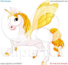 and unicorns clipart