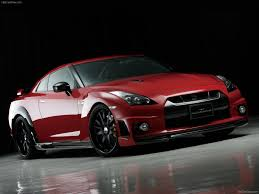 red nissan 2008 wald nissan gt r 2008 picture 13 of 46