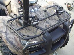 put bedliner on my racks honda foreman forums rubicon rincon