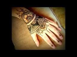 henna style tattoo youtube