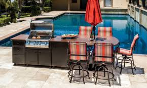 outdoor kitchen islands outdoor kitchens gensun