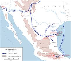 Map Of Rio Grande River Chapter 8 American Military History Volume I