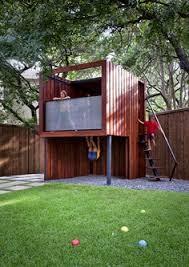 Backyard Play House Backyard Playhouse Ideas