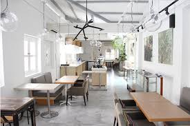 Chandelier Lights Singapore 10 Minimalist Cafes In Singapore We Love Female