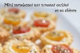 cuisiner les tomates cerises recette de mini tartelettes aux tomates cerises et au chèvre la