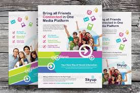 25 premium and best corporate flyer templates