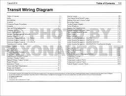 ford transit wiring diagram 2010 wiring diagram and schematic