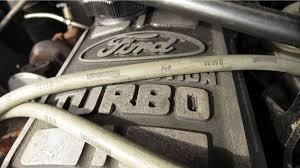 junkyard treasure 1986 ford thunderbird turbo coupe autoweek