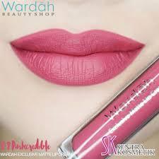 Lipstik Wardah Pink lipstik wardah terlengkap termurah lazada co id