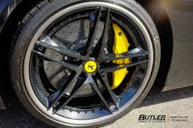 f12 berlinetta wheels f12 berlinetta with 21in hre s207 wheels exclusively from