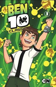 ben 10 classics vol 1 ben u2013 idw publishing