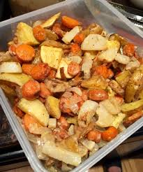 Fall Root Vegetables - roasted root vegetables in fall curry cooking up kefi