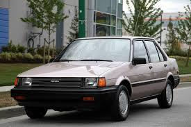 1982 Corolla Wagon Kidney Anyone 10 000 Mile 1984 Toyota Corolla Le Japanese