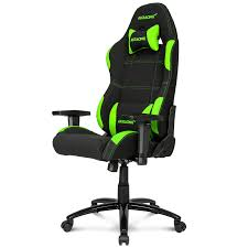 chronopost siege akracing gaming chair vert fauteuil gamer akracing sur ldlc com