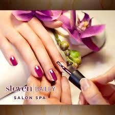 nail salon services at steven bailey salon spa steven bailey