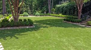 Synthetic Grass Backyard Home Intelliturf Of Atlanta Ga