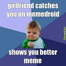 Awesome Girlfriend Meme - awesome girlfriend is awesome meme by butacup07 memedroid