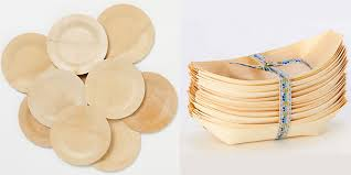 bamboo disposable plates eco friendly picnic ware the gadgeteer