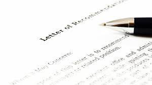 the importance of letter of recommendation leverage