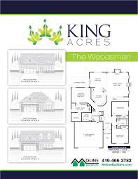 king acres floor plans moline builders and james e moline