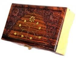 Vanity Box Vanity Boxes Wooden Handicrafts Market