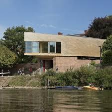 boat house boathouse architecture dezeen