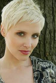 pixie cuts for older women with glasses yahoo image search