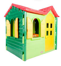 little tikes country cottage evergreen amazon co uk toys u0026 games