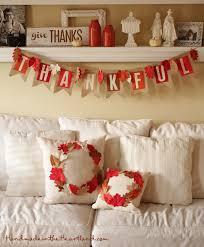 diy thanksgiving decor handmade in the heartland